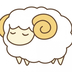 Melissa from a sheep